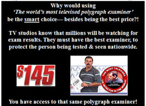 group prices on a Sacramento polygraph test